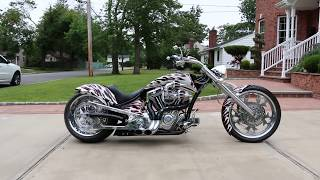 SOLD - Get you Some Of This Biach!!  2007 American Iron Horse Slammer For Sale - Stafaband