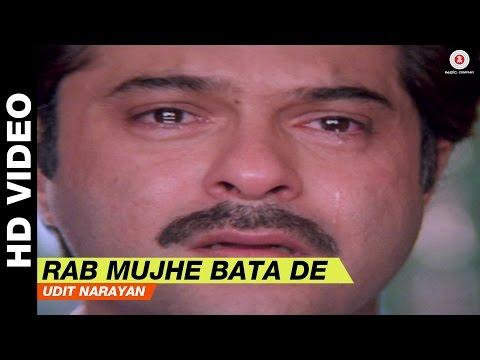 Rab Mujhe Bata De - Laadla | Udit Narayan | Anil Kapoor & Sridevi