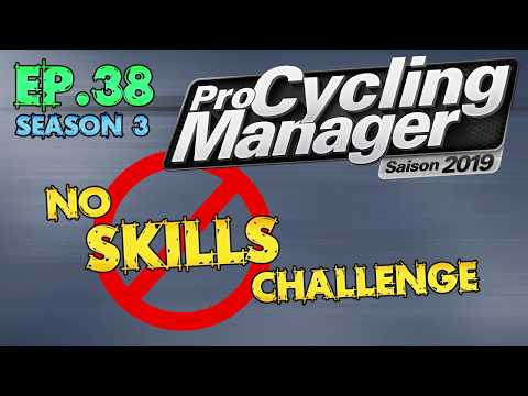 Pro Cycling Manager 2019: No Skills Challenge Ep.38