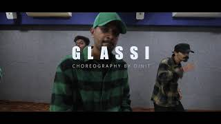 Khadke Glassi | Yo Yo Honey Singh & Ashok Mastie | Dance Choreography | Dinit