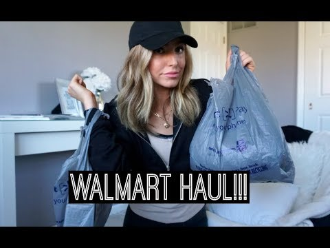 SHOCKING WALMART HAUL 😱 CHEAP CUTE STUFF! (Try-On)