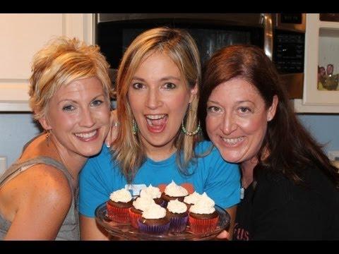 YouParent LIVE in the Kitchen! Carolyn Twietmeyer, Traci Heim and Deanna Jones