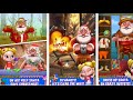 Crazy Santa Merry Christmas Tabtale Android İos Free Game FULL GAMEPLAY VİDEO