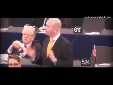 The Best of straight talking UKIP deputy leader Paul Nuttall MEP   Jan 2013