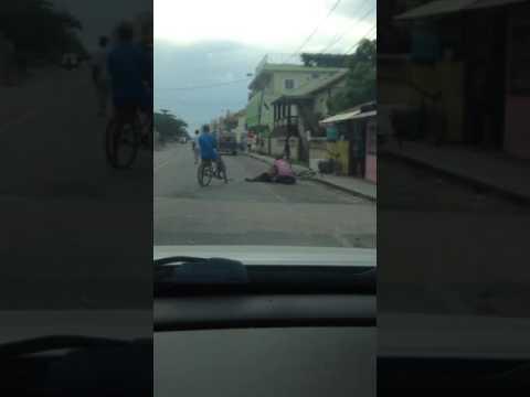 Corozal Town fight 2016