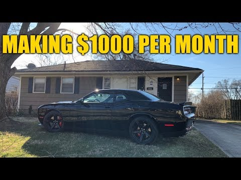 How to Rehab a $35,000 Property & Make $1,000 a Month in Rental Income...