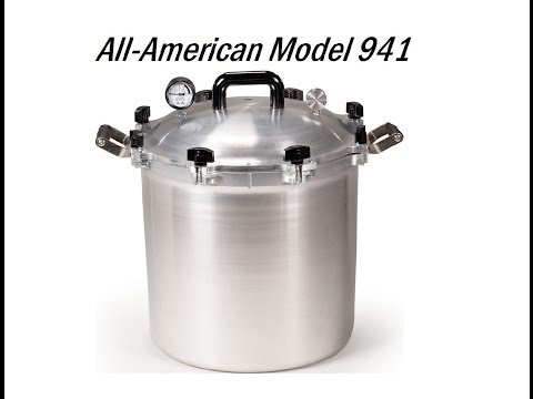 All-American Canner Model 941