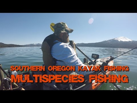 Southern Oregon Multi-Species Fishing Trip