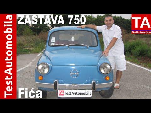 Fića ZASTAVA 750 - POČASNI KRUG