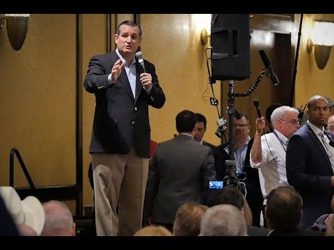 Ted Cruz Faces Texas Delegation
