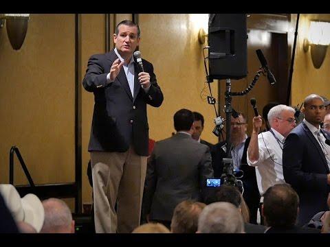 Ted Cruz Faces Texas Delegation