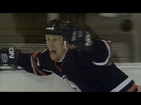 NHL Classics: Oilers oust Stars in Game 7 OT 1997