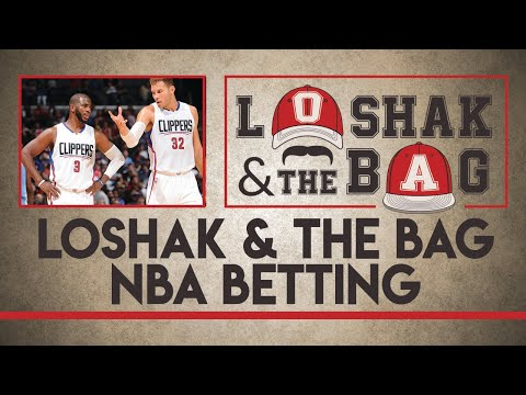 NBA Betting | Jimmy Has Free Picks Galore | Loshak & the Bag