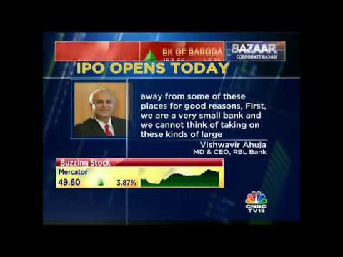 RBL Bank IPO Opens Today