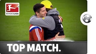 Bayern vs. dortmund - a mini movie of an epic football match