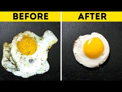 25 EASY KITCHEN TRICKS TO TURN YOU INTO A CHEF