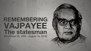 Atal Bihari Vajpayee: A tribute to the statesman | Economic Times