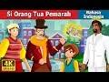 Si Orang Tua Pemarah   The Grumpy Old Man Story in Indonesian   Dongeng Bahasa Indonesia