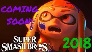 SUPER SMASH BROS FOR NINTENDO SWITCH! 2018