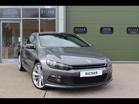 volkswagen scirocco r line 177 dsg youtube. Black Bedroom Furniture Sets. Home Design Ideas