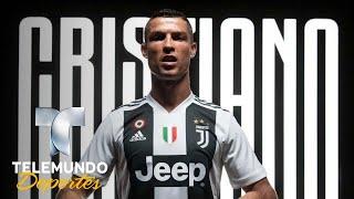 Los 3 récords que Cristiano podría conseguir en la Juventus | Más Fútbol | Telemundo Deportes