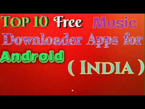 Best Free music downloader app for Android phone in india
