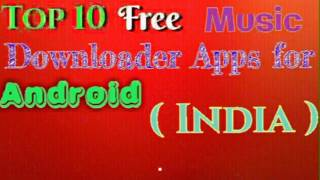 best-free-music-downloader-app-for-android-phone-in-india