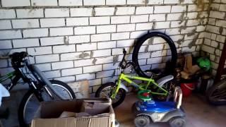Часть 1. Набор для оснащения велосипеда электро мотором.(Часть 1. Это видео обзор комплекта электрофикации обычного велосипеда. Набор e-bike KIT был куплен на aliexpress,..., 2016-05-16T13:36:16.000Z)