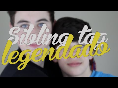 Sibling Tag | Nash & Hayes Grier (Legendado)