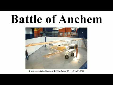 Battle of Anchem - YouTube
