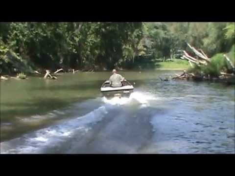 how to build a jet ski jon boat