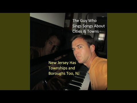A Song About Jersey City, New Jersey