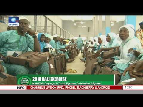 2016 Hajj Exercise: FG Flags Off Airlift In Sokoto State