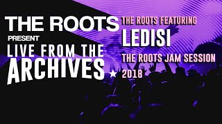 The Roots Present Live from the Archives: The Roots featuring Ledisi