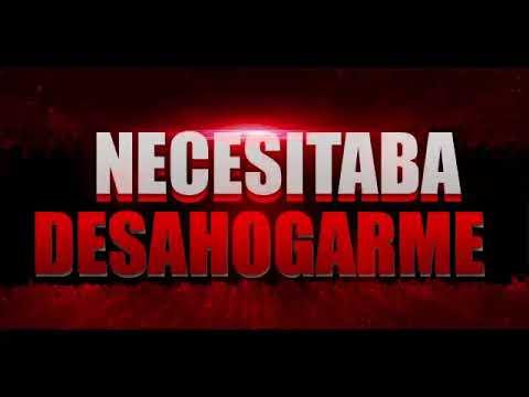 Mc Mendoza - Necesitaba Desahogarme