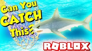 Can You Catch This In Roblox Sea Life