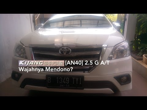 Toyota Kijang Innova 2.5 G A/T (2014) - Indonesia Mp3