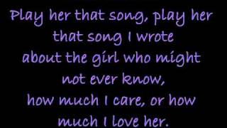 Play Me That Song Brantley Gilbert lyrics.mp3