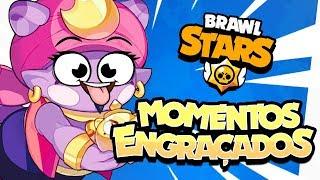 BRAWL STARS: EPIC MOMENTS, FUNNY MOMENTS