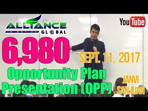 {6,980] AIM GLOBAL   OPPORTUNITY PLAN (OPP) SEPT 11,2017