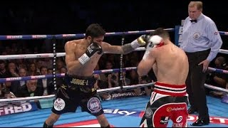 JORGE LINARES VS. ANTHONY CROLLA FULL FIGHT POST-FIGHT PRESS CONFERENCE
