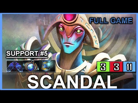Scandal Oracle Ranked Full Game