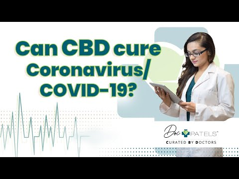 Can CBD Cure Or Treat The Coronavirus (COVID-19)?