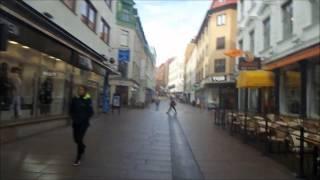 مدينة جوتنبرج السويد  The city of Gothenburg, Sweden