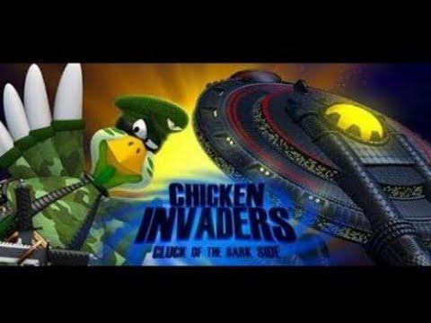 لعبة chicken invaders 5 كاملة myegy