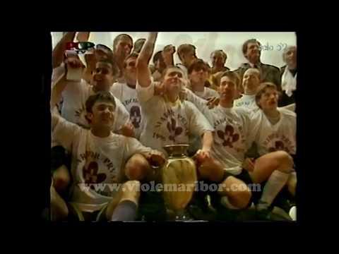 Televizijski prispevki o osvojitvi prvega šampionskega naslova, Maribor - Beltinci 5:1, 1.6.1997