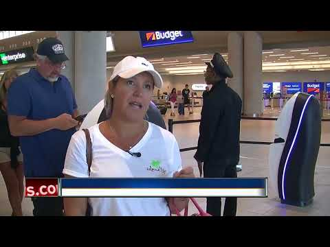 New Program At Tampa International Allows You To Check In At Rental Car Return