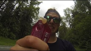 Attempting to run a marathon without ANY training - The Skagway Vlog ...