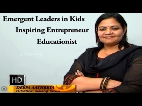 Women Icons  Women Achievers in personal and public lives - Deepa Aathreya  School of Success Founder   Women Icons