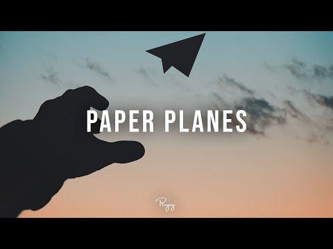 """Paper Planes"" – Inspiring Trap Beat | Rap Hip Hop Instrumental Music 2021 | Drawny #Instrumentals"
